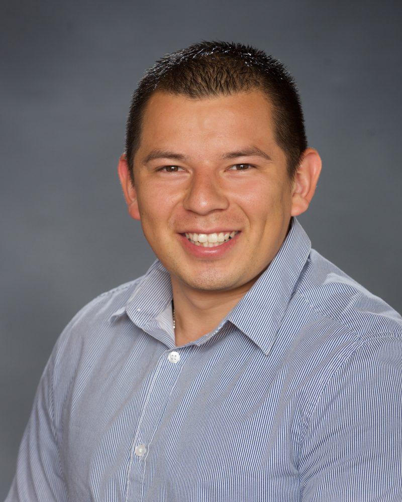 Jose Sanchez headshot