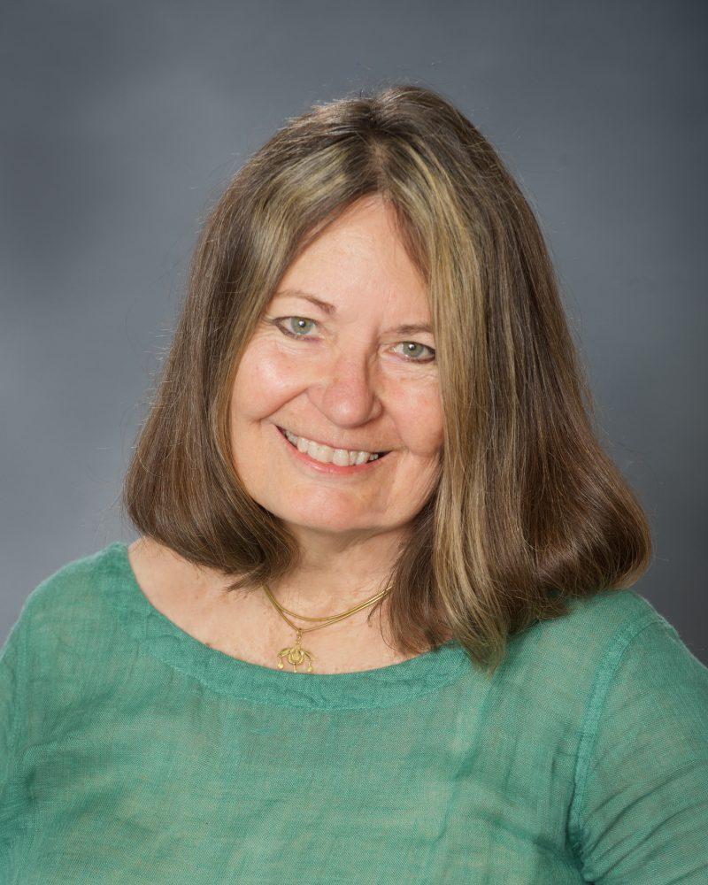 Julie Tovias headshot, mechanical engineers