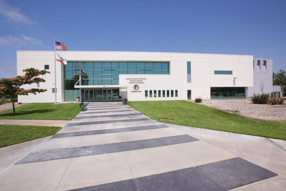 Ventura County Juvenile Justice Facility exterior