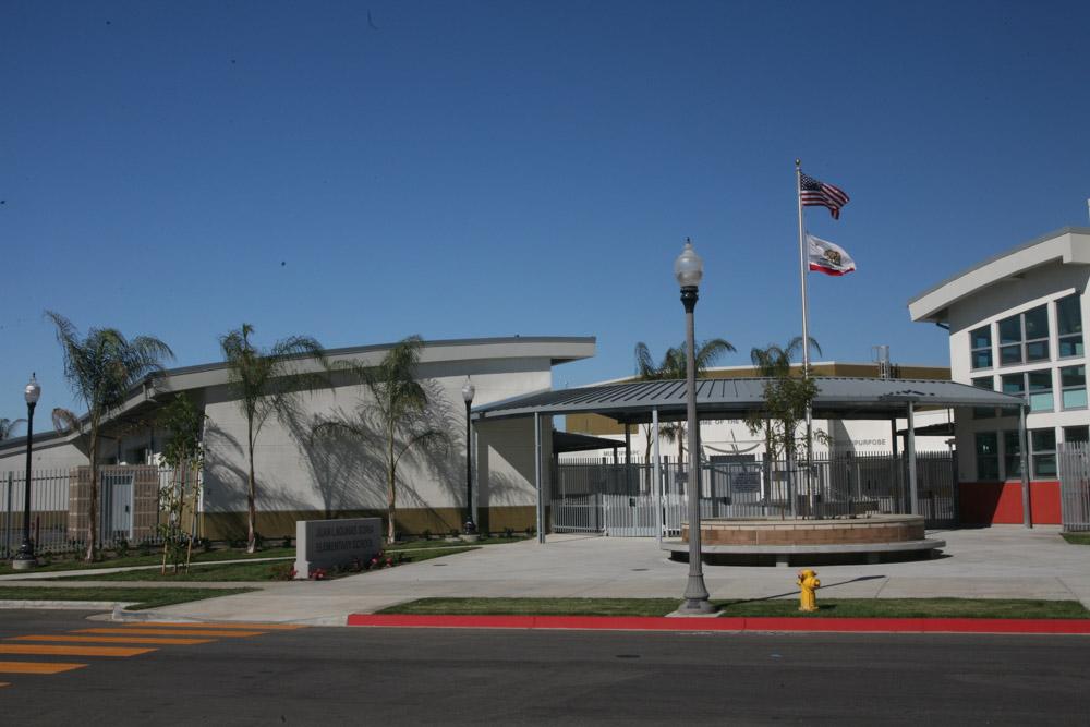 Juan Lagunas Soria Elementary School exterior