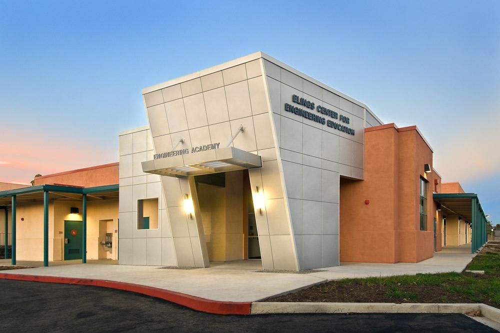 Dos Pueblos Engineering Academy exterior