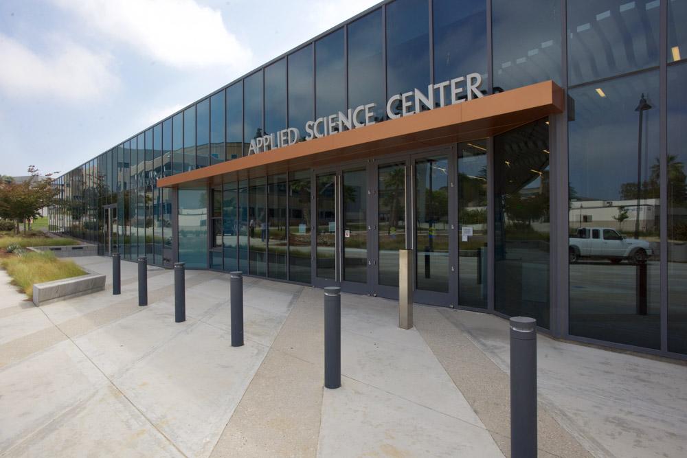 Ventura College Applied Science Building exterior
