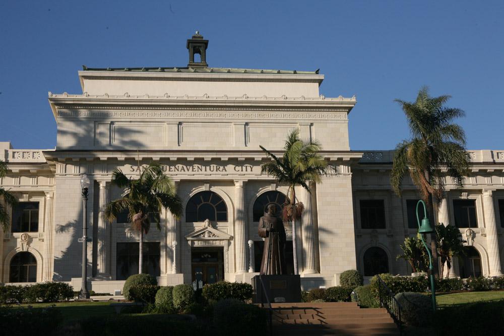 Ventura City Hall exterior