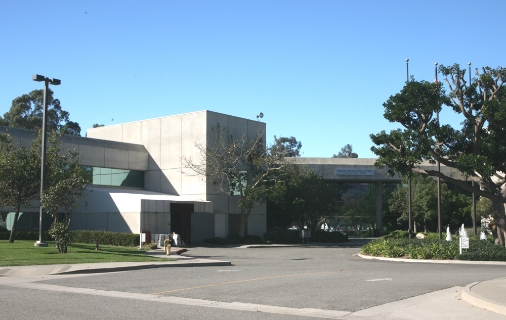 Ventura Unified School District Educational Services Center exterior