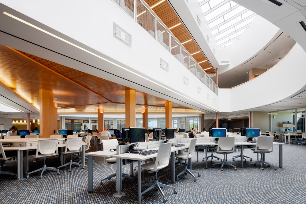 Oxnard College Learning Resources Center