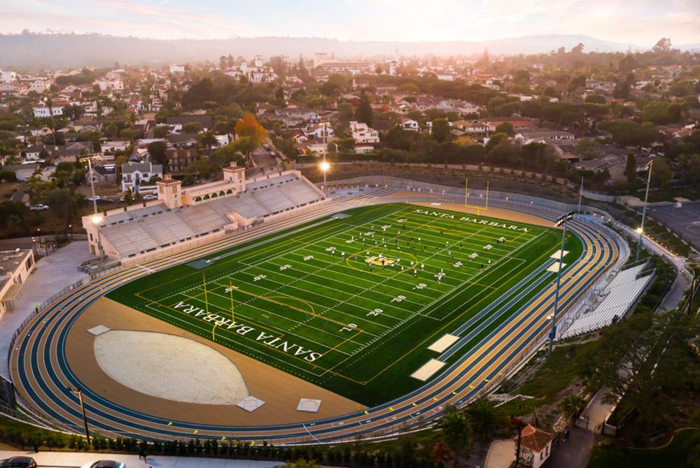Pea Body Stadium